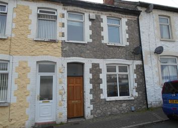 Thumbnail 2 bed terraced house to rent in Llewellyn Street, Barry, Vale Of Glamorgan