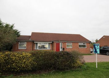 Thumbnail 4 bed bungalow for sale in Ferry Road, Fiskerton, Lincoln
