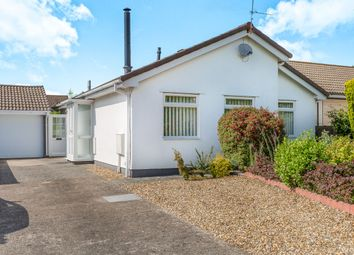 Thumbnail 2 bed detached bungalow for sale in Despenser Road, Sully, Penarth
