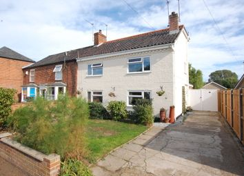 Thumbnail 5 bedroom semi-detached house for sale in Mill Road, Kirby Cane, Bungay