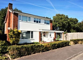 Thumbnail 5 bed detached house for sale in Bunting Close, Horsham