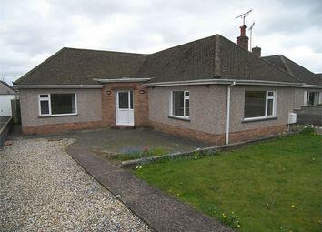 Thumbnail 3 bed detached bungalow to rent in Kilfield Road, Bishopston, Swansea