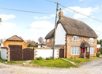 High Street, Tilshead, Salisbury, Wiltshire SP3. 3 bed detached house for sale