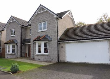 Thumbnail 4 bedroom detached house to rent in Beechcroft Gardens, Insch, Aberdeenshire
