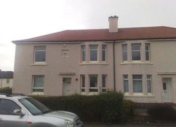 Thumbnail 2 bed flat to rent in Lochlibo Avenue, Glasgow