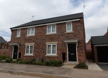Thumbnail 3 bed property to rent in Hornbeam Way, Kirkby-In-Ashfield, Nottingham