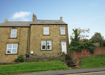 Thumbnail 3 bed semi-detached house for sale in Leazes Villas, Newcastle Upon Tyne, Tyne And Wear