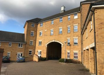 Thumbnail 2 bed flat for sale in Nuthatch Close, Stowmarket