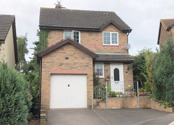 Thumbnail 3 bed detached house for sale in Celtic Close, Undy