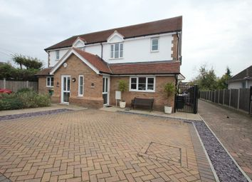 Thumbnail 3 bed semi-detached house for sale in Plumberow Avenue, Hockley