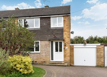 Thumbnail 3 bed semi-detached house to rent in Wards Crescent, Bodicote