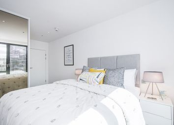 Thumbnail 1 bed flat to rent in Dressage Court, Three Colts Lane, London