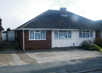 Thumbnail 2 bedroom semi-detached house to rent in Longfield Road, Wickford