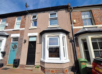 Thumbnail 2 bedroom terraced house for sale in Sandfield Terrace, Wallasey