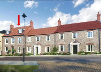 Thumbnail 4 bed end terrace house for sale in East Down Lane, Poundbury, Dorchester