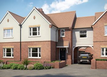 Thumbnail 3 bed semi-detached house for sale in Bromley Road, Colchester