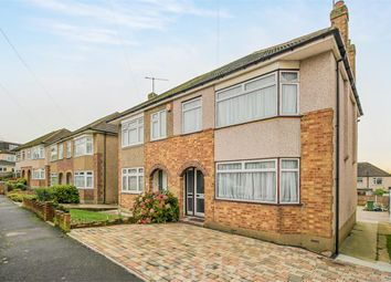 Thumbnail 3 bed semi-detached house for sale in Knightbridge Walk, Billericay