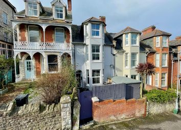 Park Road, Swanage BH19. 4 bed terraced house for sale