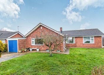Thumbnail 3 bed bungalow for sale in Beech Road, Branston, Lincoln