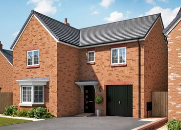"Thumbnail 4 bedroom detached house for sale in ""The Grainger"" at Hartburn, Morpeth"