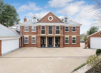 Thumbnail 5 bed detached house to rent in Heybridge Lane, Prestbury, Macclesfield