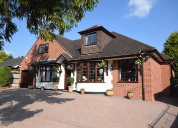 Thumbnail 4 bed detached house for sale in Pastures Hill, Littleover, Derby