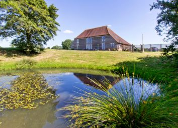 Thumbnail 6 bed barn conversion for sale in Rebrook Street, Woodchurch