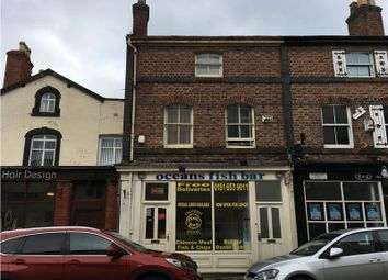 Thumbnail Retail premises for sale in 15 Rose Mount, Oxton, Birkenhead CH43,