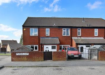 Thumbnail 3 bed end terrace house for sale in Reynolds Close, Flanderwell, Rotherham, South Yorkshire