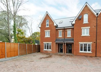 Thumbnail 5 bed terraced house for sale in Rushlight Mews, Chessington, Surrey