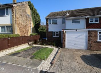 Thumbnail 3 bed semi-detached house for sale in Fairfield Road, Ramsgate