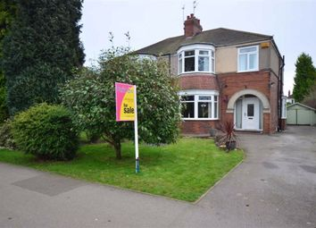 Thumbnail 3 bed semi-detached house for sale in Hook Road, Goole