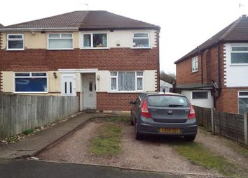 Thumbnail 2 bed semi-detached house for sale in Tresham Road, Birmingham, West Midlands