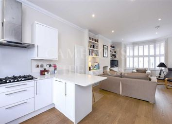 Thumbnail 3 bedroom flat for sale in Chevening Road, Queens Park, London