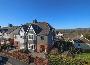 Thumbnail 5 bed town house for sale in Victoria Road, Llandrindod Wells, Powys