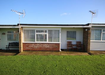 Thumbnail 2 bedroom terraced bungalow for sale in Newport Road, Hemsby, Great Yarmouth