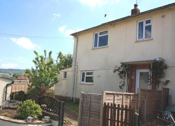 Thumbnail 3 bed semi-detached house for sale in Higher Spring Gardens, Ottery St. Mary