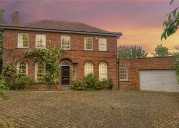 Thumbnail 4 bed detached house for sale in Gypsy Lane, Nunthorpe, Middlesbrough