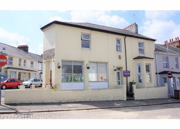 Thumbnail 4 bed semi-detached house for sale in Oakfield Terrace Road, Plymouth