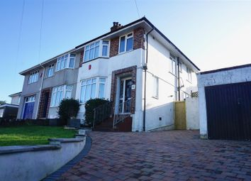 3 bed semi-detached house for sale in Segrave Road, Plymouth PL2