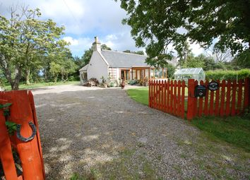 Thumbnail 3 bed detached bungalow for sale in Lochills, Elgin
