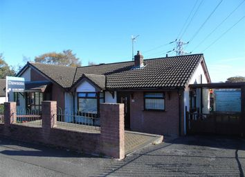 Thumbnail 2 bed semi-detached bungalow for sale in Lon Brynawel, Llansamlet, Swansea