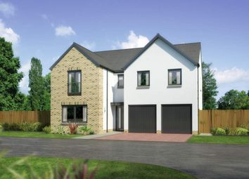 "Thumbnail 5 bedroom detached house for sale in ""Malborough"" at Whitehills Gardens, Cove, Aberdeen"