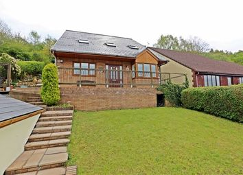 Thumbnail 4 bed detached house for sale in Brookfield Lane, Pontypridd