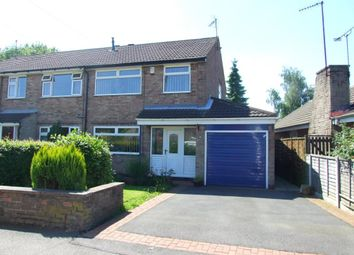 Thumbnail 3 bed semi-detached house to rent in Birchwood Lane, Somercotes, Alfreton