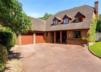5 bed detached house for sale in Rosecroft Park, Farnham Lane, Langton Green, Kent TN3