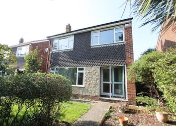 Thumbnail 3 bed detached house for sale in Ramsgate Road, Broadstairs, Kent