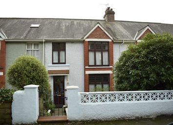 Thumbnail 4 bed terraced house for sale in Southville Mews, The Grove, Uplands, Swansea