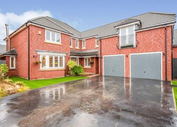 Thumbnail 5 bed detached house for sale in Tickford Bank, Widnes, Cheshire