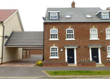 Thumbnail 4 bed property for sale in Walford Grove, Kempston, Bedford